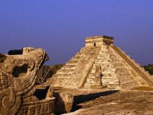 Piramide, Mehika