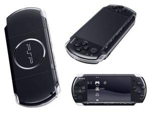 Sony PSP 3004 in odklep PSP-ja