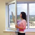 Sodobna PVC okna