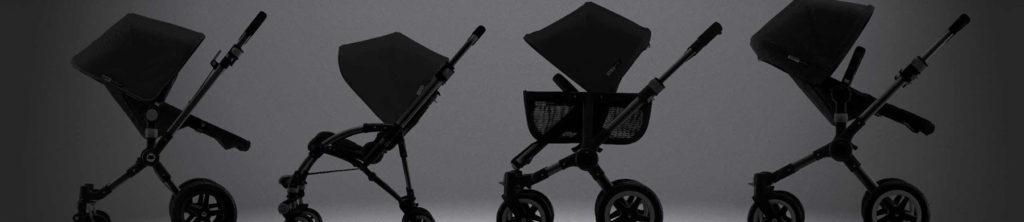 Otroški vozički so lahko tudi kot modni dodatek