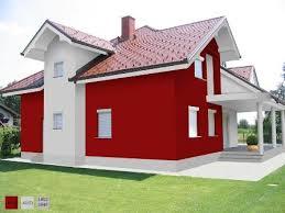 Fasada je od primera do primera različna, temu primerno tudi cena