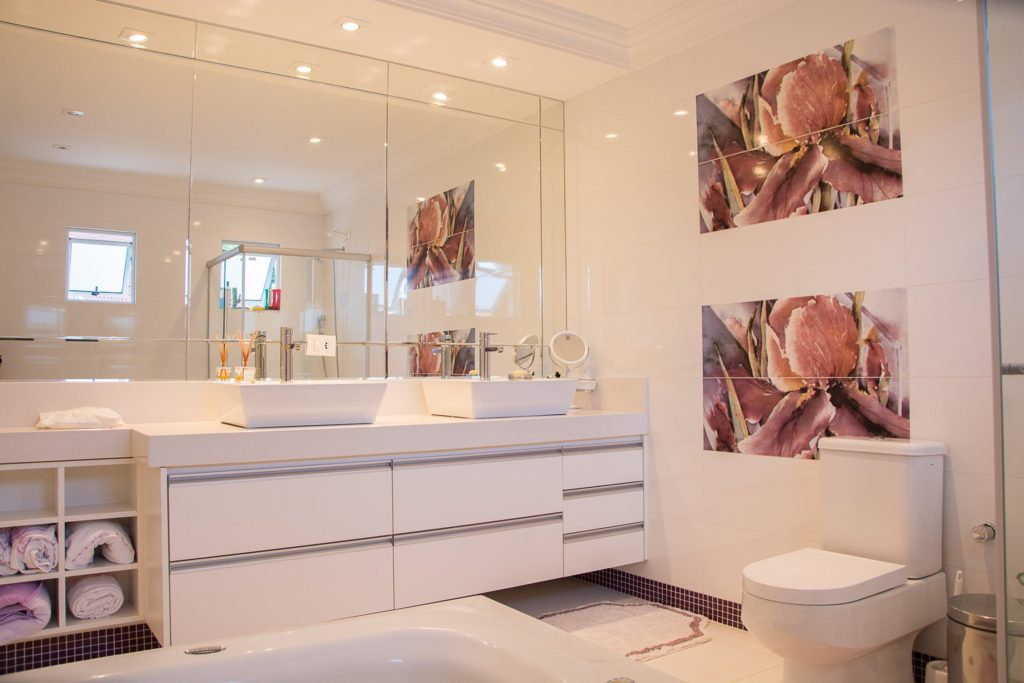 Kopalniška oprema za popolno kopalnico