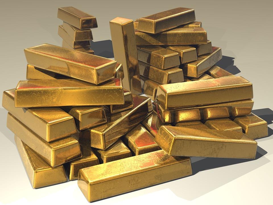 Naložbeno zlato 1g je vsakomur dostopno