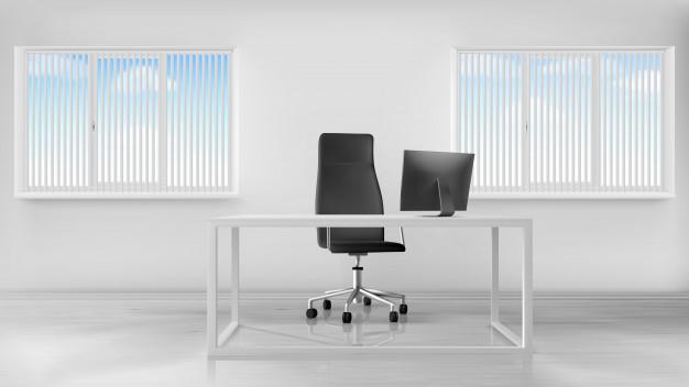 Večnamenski odlično zasnovani pisarniški stol